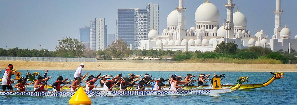 Dragon Boat Festival Abu Dhabi