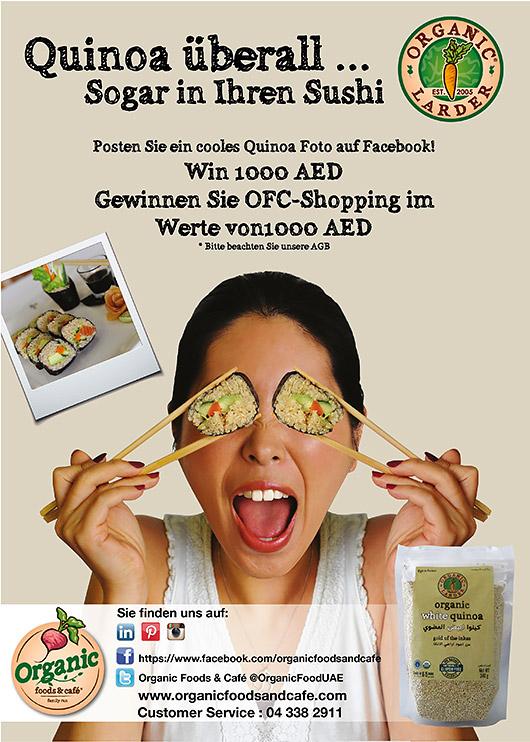 Quinoa Wettbewerb