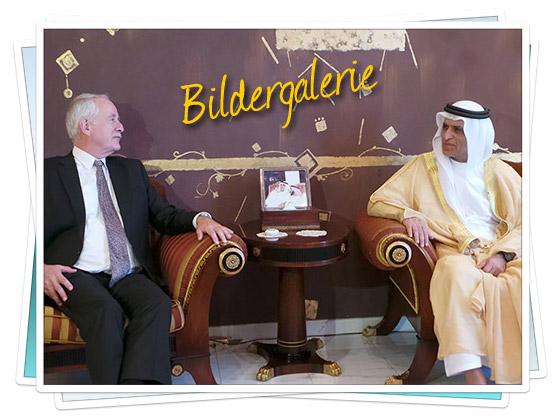Bildergalerie: Besuch des Generalkonsuls in Ras Al Khaimah