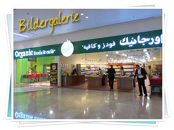 Bildergalerie: Organic Foods & Café - neu in Abu Dhabi