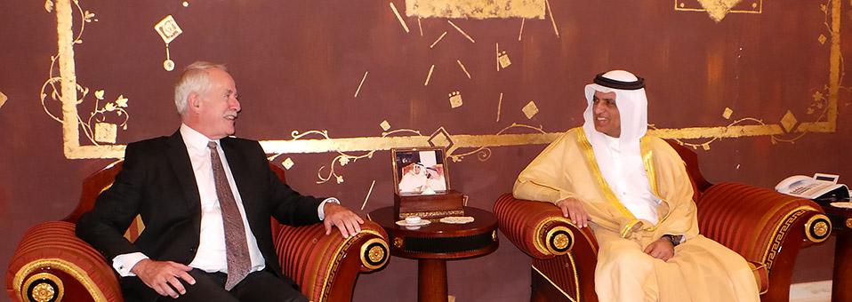 Besuch des Generalkonsuls in Ras Al Khaimah