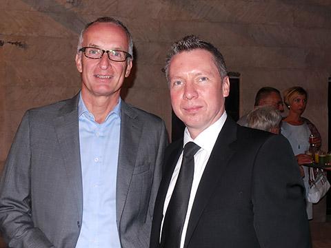 Andreas Hangartner und Andreas Müller