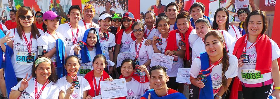 Der schnellste Halbmarathon der Welt