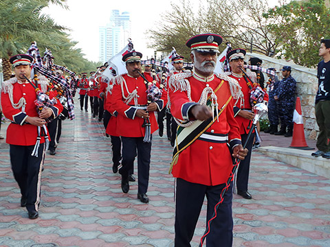 RAK Police Band