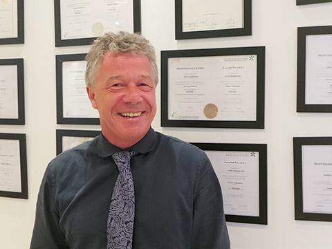 Professor Dr. Derk Krieger