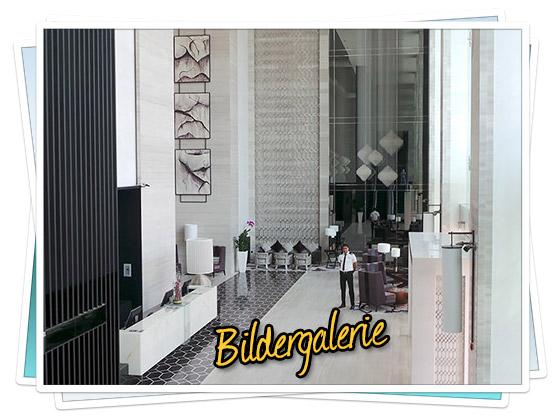 Bildergalerie: Leben in einem leeren Hotel