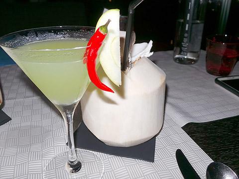 Spicy Apple Martini