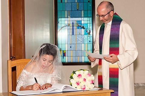 Hochzeit (Bild Andreas Sobottka)