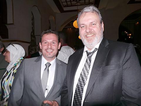 Direktoren der zwei deutschen Schulen