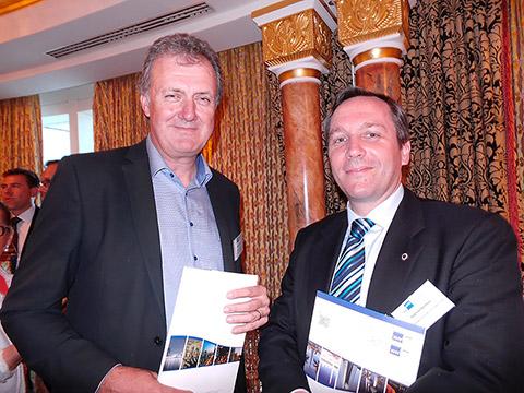 Martin Geskes und Siegfried Nierhaus