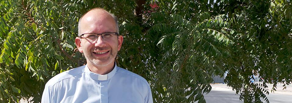 Pfarrer Moritz Drucker – Seelsorger in Dubai