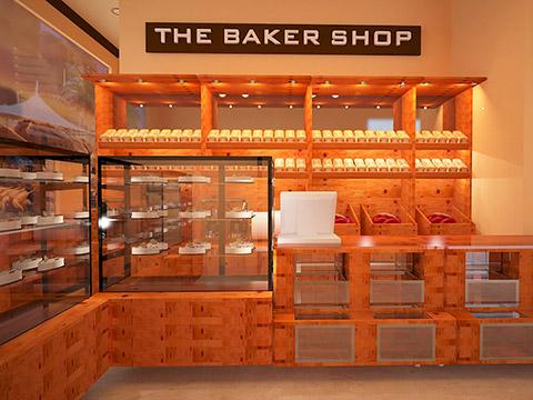 The Baker Shop innen