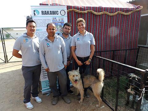 RAK Animal Welfare Center