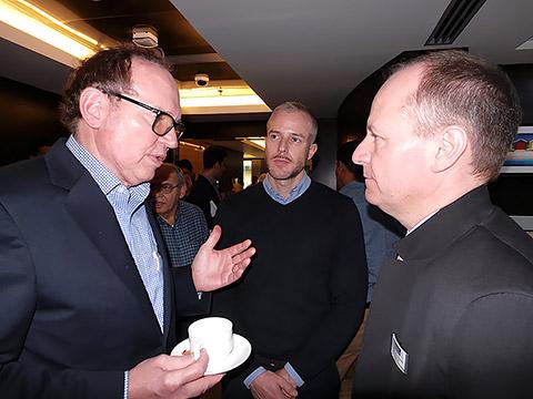 Deutsche Neurologen mit Ulrich Schwarzbauer