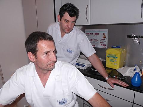 Dr. Dieter und Dr. Danilo