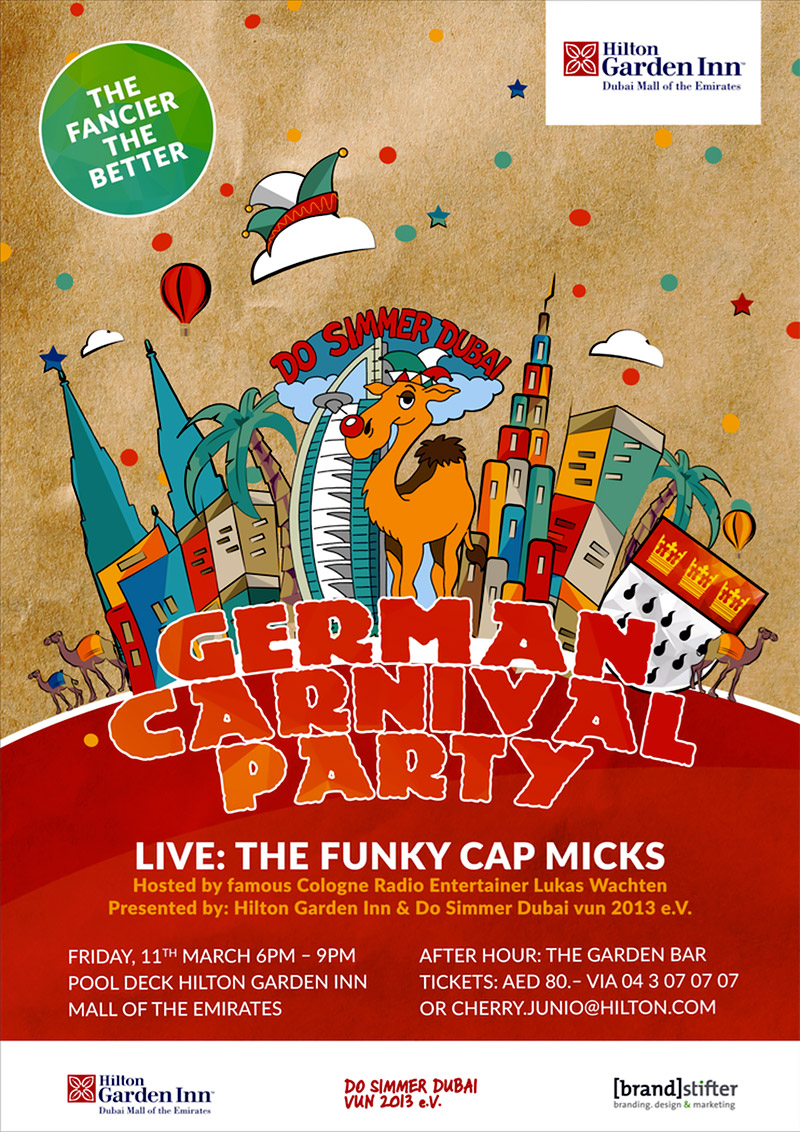 German Carnival Party