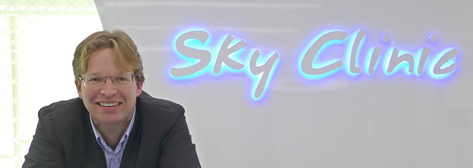 Dr. Max und die Dubai Sky Clinic