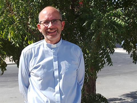 Pfarrer Moritz Drucker