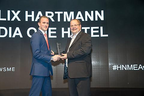 Award an Felix Hartmann