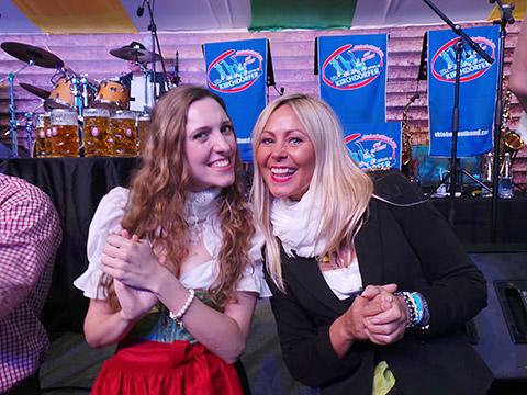 Daniela und Angie