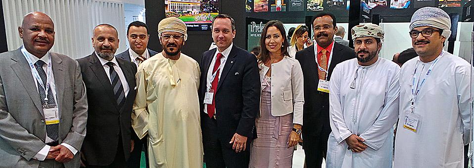 Die Steigenberger Hotel Group goes to – Oman