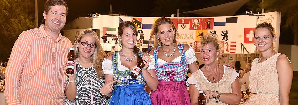 Swiss Spring Festival Abu Dhabi 2016