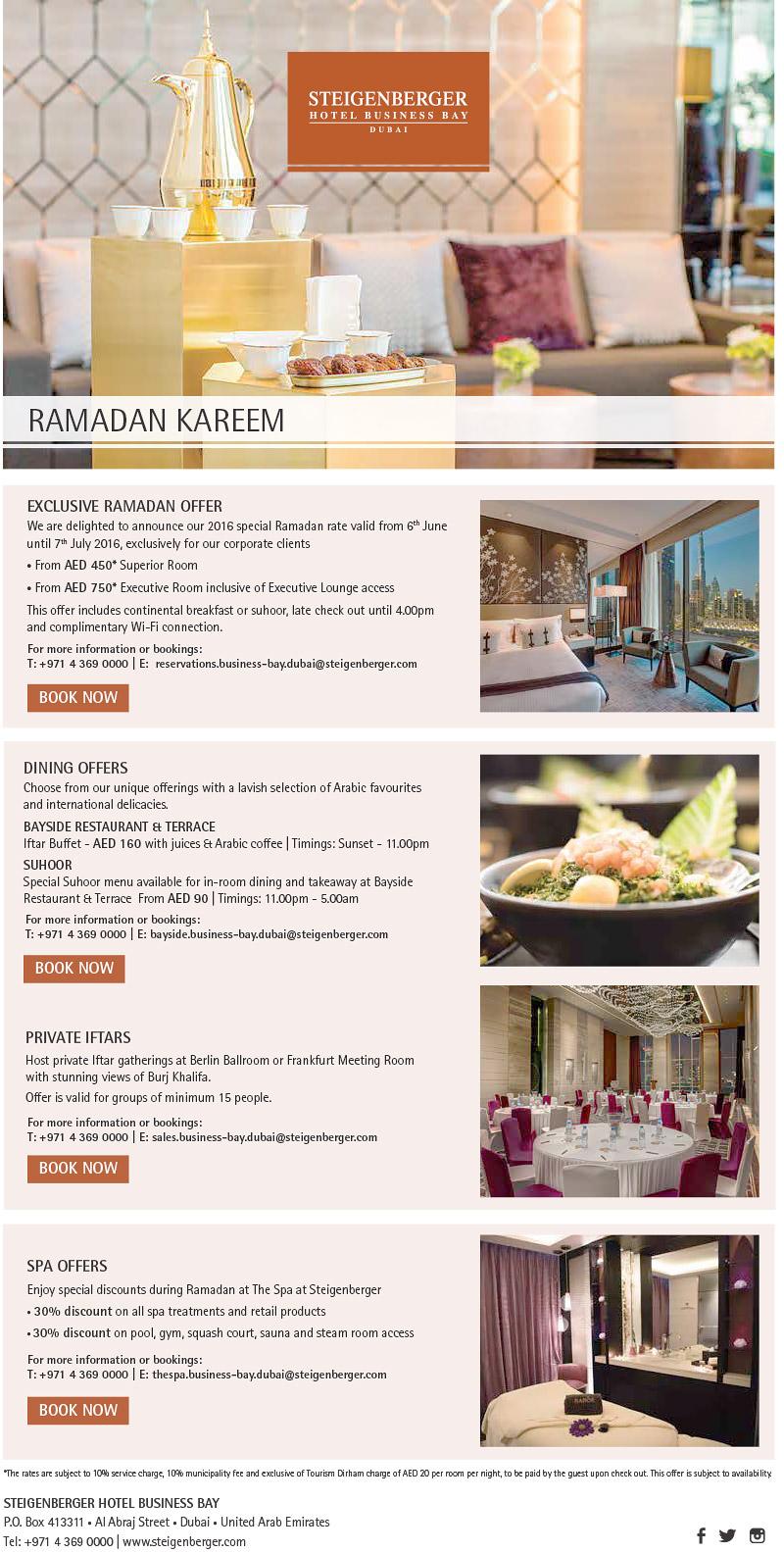 Ramadan Angebote