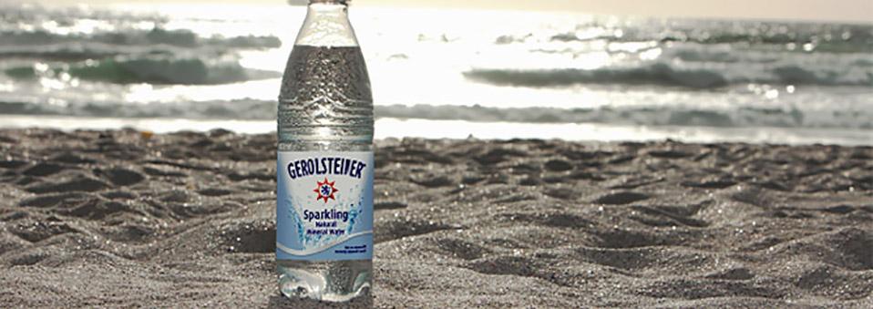Gesundes Wasser – frei Haus