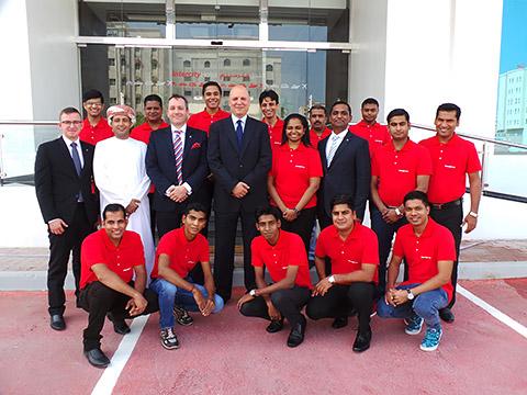 Team mit GM