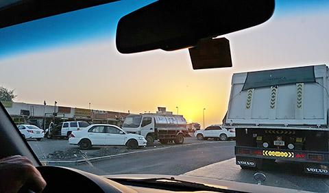 Verkehr in den VAE