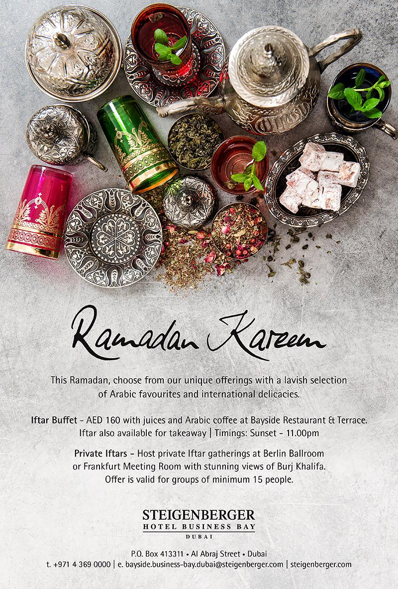 Ramadan@ Steigenberger