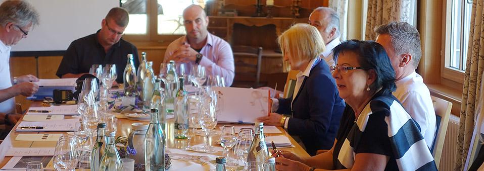 Round Table – Deutschland und Ras Al Khaimah einander näher bringen