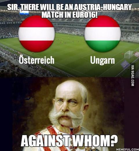 Österreich vs. Ungarn am Dienstag