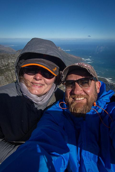 Christiane Trilck und Mike Hook