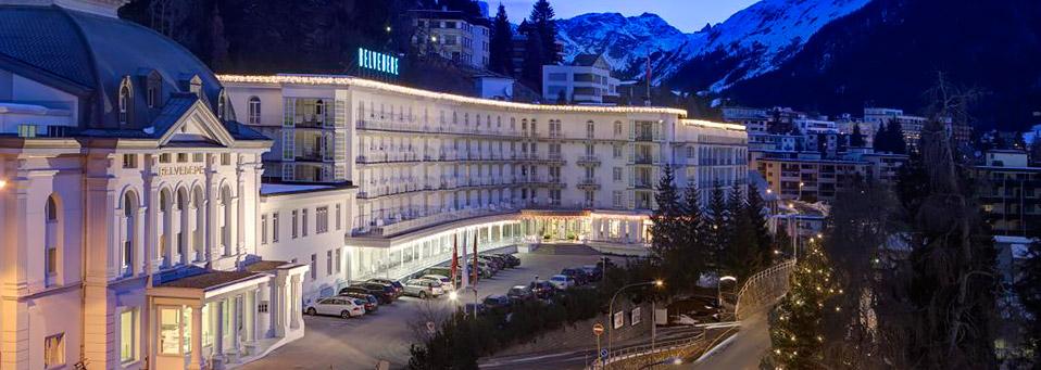 Erlebte Tradition – Grandhotel Belvédère