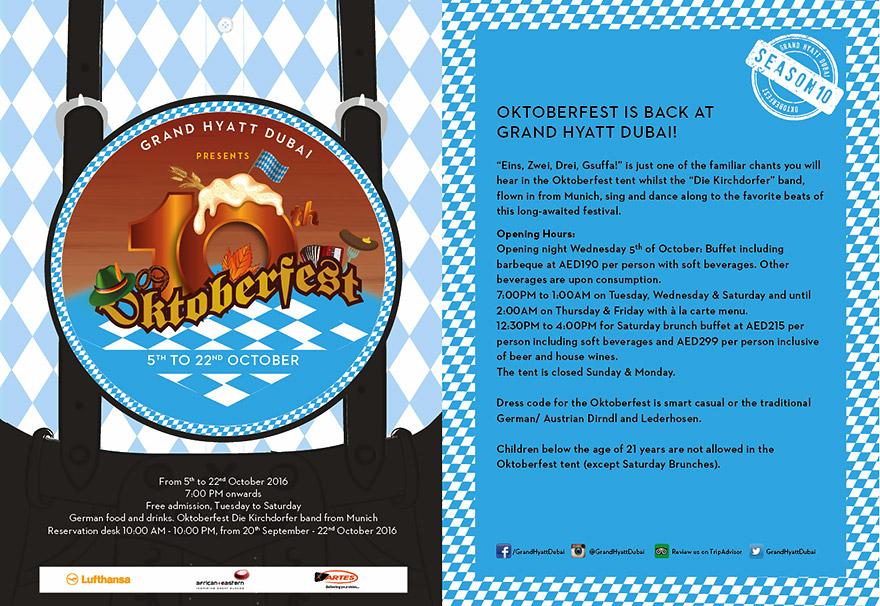 Oktoberfest @ Grand Hyatt