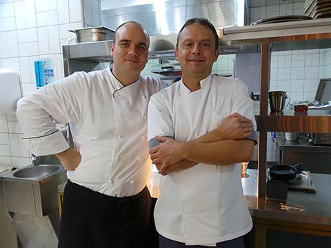 Lars und Uwe