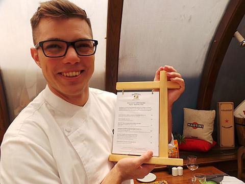 Chef Gabriele