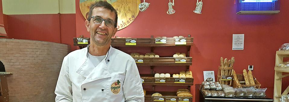Neuer Bio-Bäcker bei Organic Foods & Café
