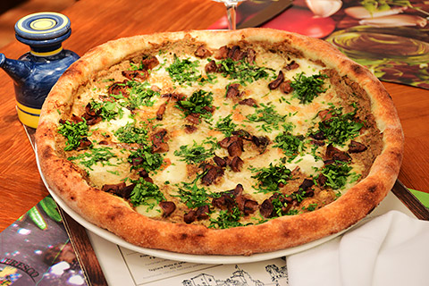 Spezial-Pizza