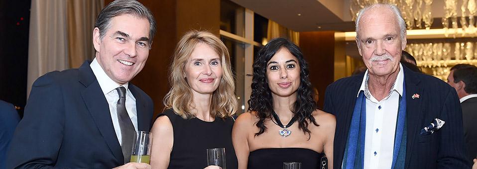 SBC Award & Gala Dinner 2016 in Abu Dhabi