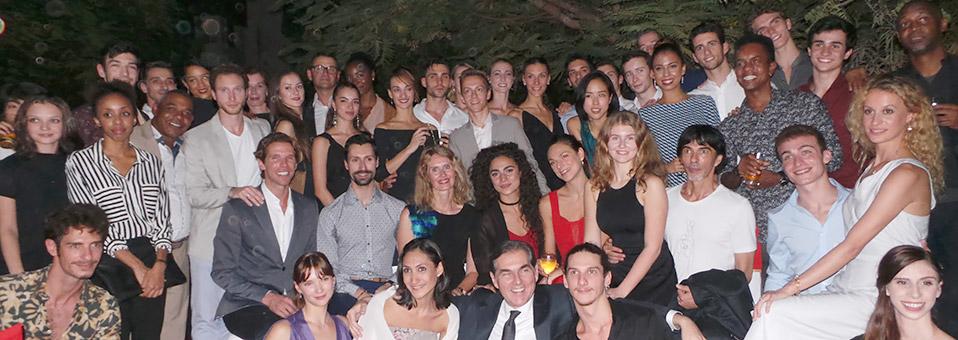 Schweizer Treffen mit dem Béjart Ballett