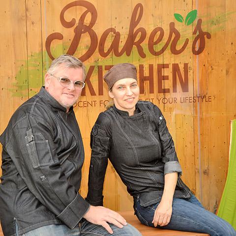 Baker's Kitchen Team