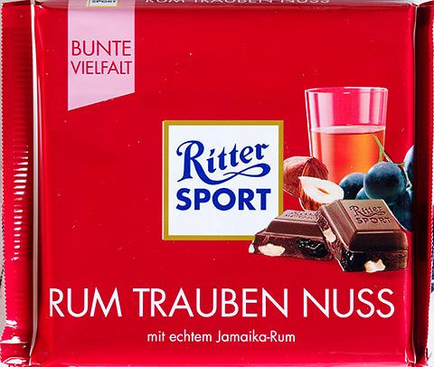 Rum-Trauben-Nuss