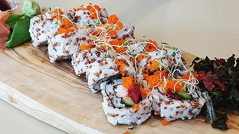 Sushi von Chef Heike