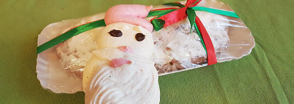 Die Weihnachtsbäckerei von Organic Foods und Café