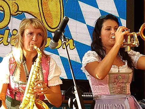 Martina und Kveta