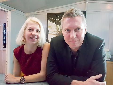 Jana und Andi