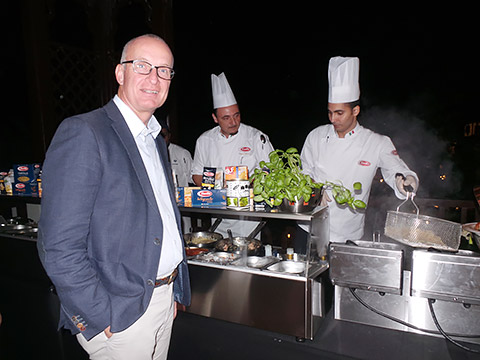 Gast-Chefs mit GM Andreas Müller