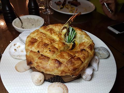 Fujairah Clay Pot Harra Lobster